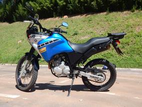 Yamaha Tenere 250 Azul 2012/12 Toda Revisada Sem Detalhes
