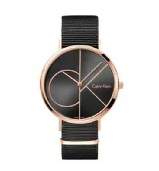 Relógio De Luxo Calvin Klein Unissex