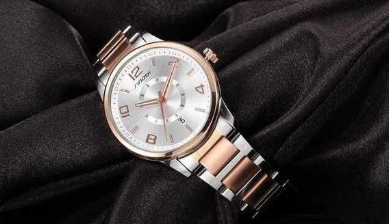 Relógio De Luxo Sinobi Feminino