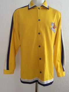 Chamarra Jacket Los Angeles Basketball Vintage Marca Delf