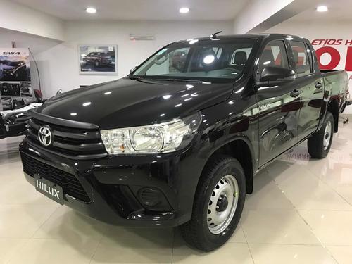 Toyota Hilux Cabina Doble Dx 2,4 Tdi 6vel Entrega Programada