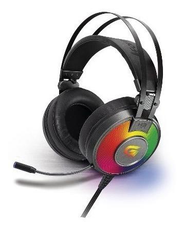 Headset Gamer Rgb G Pro H3+ Plus 7.1 Usb Cinza Melhor Preço