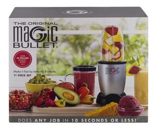 Nuevo Magic Bullet El Original 11 Piezas Envio Gratis 12