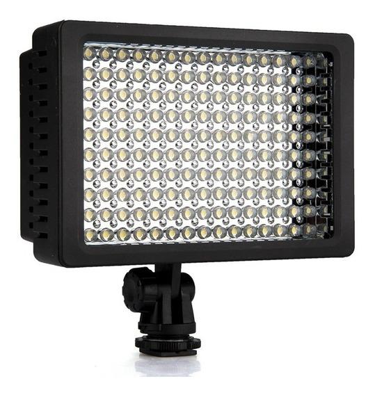 Iluminador De Led 160 Para Dslr Filmadora
