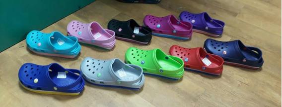 Comodos Zapatos Tipo Crocs Excelente Calidad