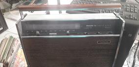 Rádio Antigo Philco Transglobe 9 Faixas No Estado Raridade