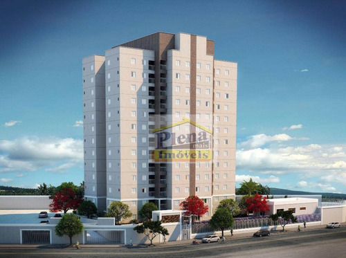 Imagem 1 de 15 de Apartamento Residencial À Venda, Jardim Fortuna, Monte Mor - Ap0591. - Ap0591
