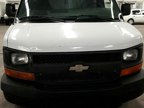 Chevrolet Cargo Van Express,thermoking Y Caja Refrigerante