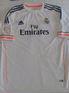 Camiseta Real Madrid Temporada 2014 Benzema 11 Talle Xxl