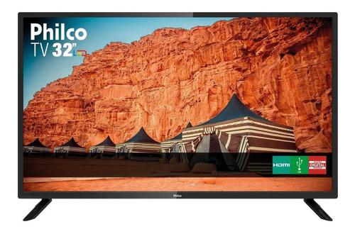 """TV Philco PTV32F10D DLED HD 32"""" 110V/220V"""
