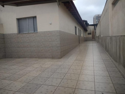 Aluga Casa Térrea Jd Anália Franco - Ca0644