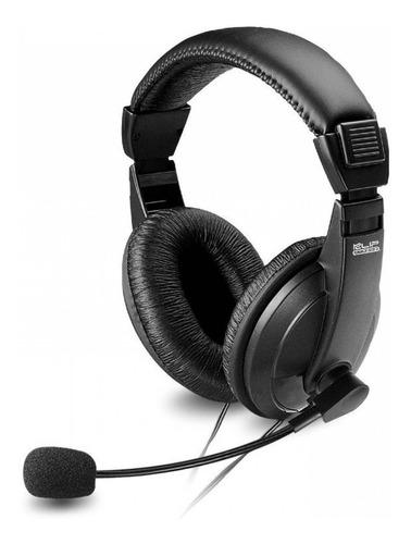 Auriculares Con Micrófono Para Pc O Notebooks - Worldmaster