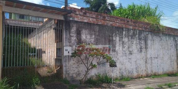 Terreno À Venda, 500 M² Por R$ 500.000 - Jardim Renata - Arujá/sp - Te0655