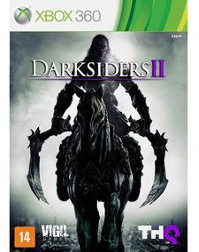 Jogo Dark Siders 2 Xbox 360 Mídia Física