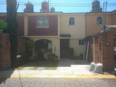 (crm-3423-1256) Casa En Venta, Arboleda Ii, Santa Ma. Totoltepec, Toluca, Mex.