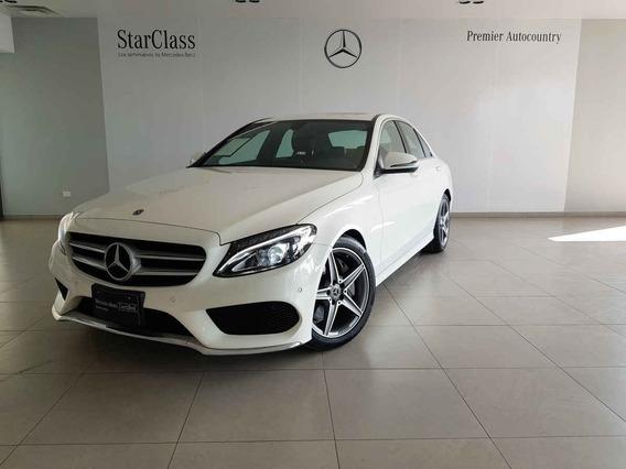 Mercedes-benz Clase C 2018 4p C 250 Cgi Sport