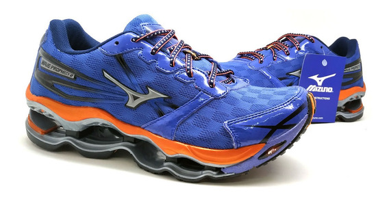 Tênis Mizuno Wave Prophecy Pro2 Ft Original Academia Running