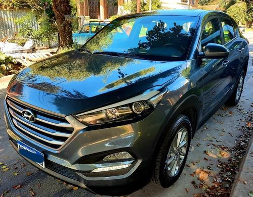 Hyundai Tucson 2.0 16v Automatica Igual 0km!!