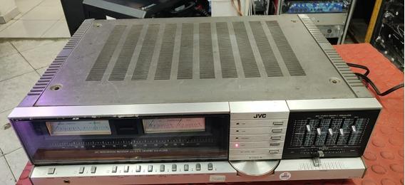 Receiver Jvc Jr-s501 Integrated Com Eq. Gráfico Raro!!