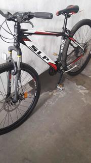 Bicicleta Slp 100 Pro R29 Cambios Shimano 21v Freno A Disco