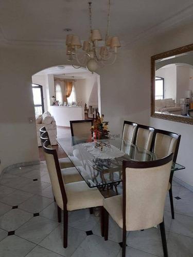 Apartamento À Venda, 203 M² Por R$ 1.000.000,00 - Tatuapé - São Paulo/sp - Ap6031