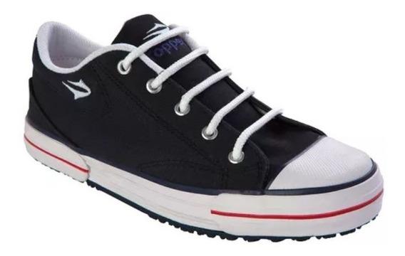 Zapatillas Topper Nova Low Adulto Negro-083301