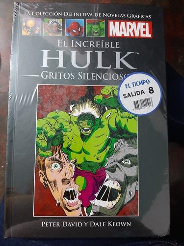 Colección De Novelas Gráficas De Marvel (el Tiempo)