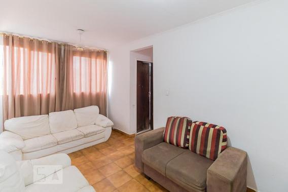 Apartamento No 3º Andar Com 2 Dormitórios E 1 Garagem - Id: 892982688 - 282688