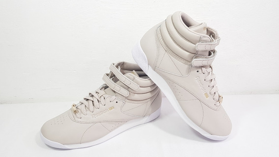 Tênis Reebok Freestyle Hi Muted