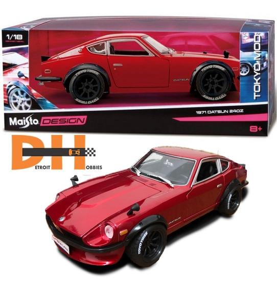 Datsun 240z 1971 1/18 Maisto Design