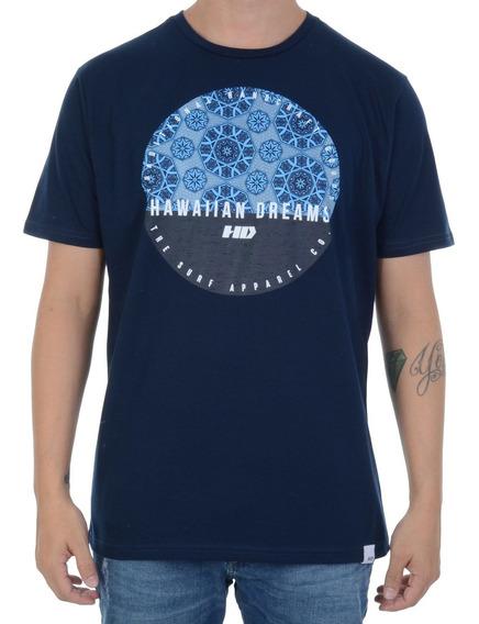 Hd Camiseta Hd Outer Real - Marinho / M
