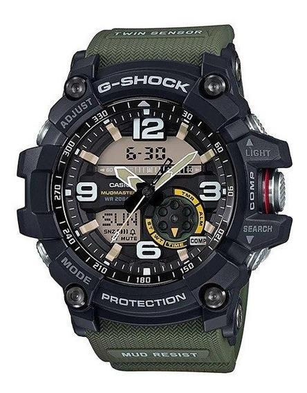 Reloj Casio G-shock Original Para Hombre Time Square