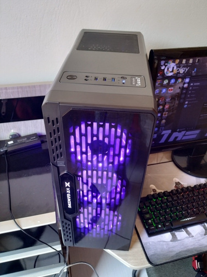 Pc Gamer I5 3570 Gtx 960 4 Gb Semi Novo
