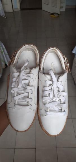 Tênis Branco Guapa Total Comfort