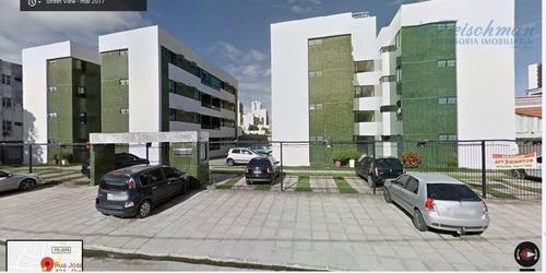 Imagem 1 de 21 de Apartamento Com 3 Dormitórios Para Alugar, 64 M² Por R$ 1.000,00/mês - Piedade - Jaboatão Dos Guararapes/pe - Ap1494