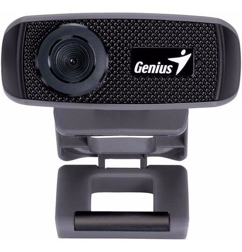 Cámara Web Genius Facecam 1000x Webcam Hd 720p Chat/skype Mf