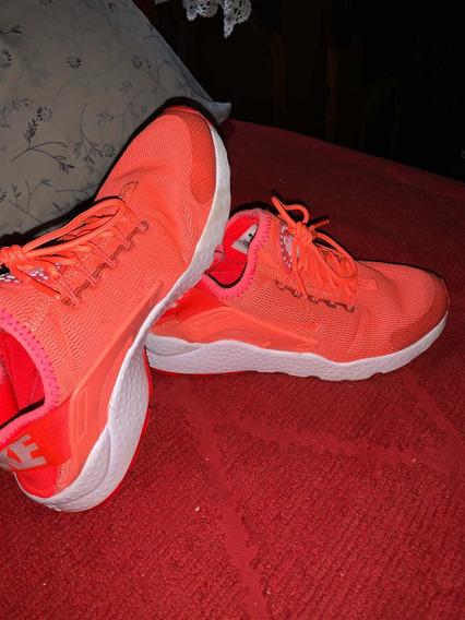 Zapatillas Nike Huarache Talle 37