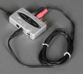 Interface De Audio - Behringer Uca - 202 Usb (top De Linha)