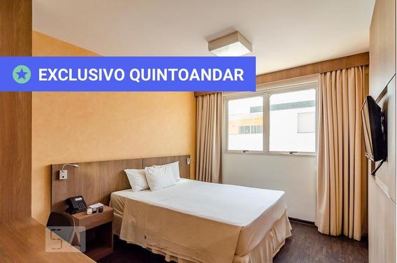 Studio No 5º Andar Com 1 Dormitório - Id: 892949055 - 249055