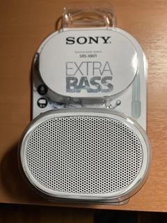 Parlante Sony Srs-xb01 Bluetooth