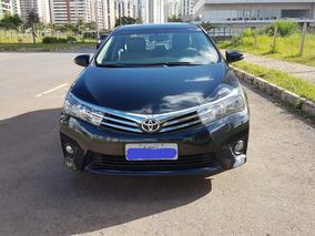 Toyota Corolla Xei 2.0 Automático 2014/2015 - Único Dono