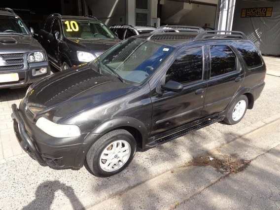 Fiat Palio Weekend Adventure1.6 16v 5p
