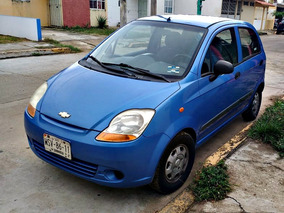 Chevrolet Matiz 1.0 Ls Plus Mt 2013 Azul Metalico