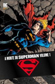 A Morte Do Superman - Volumes 1 E 2.