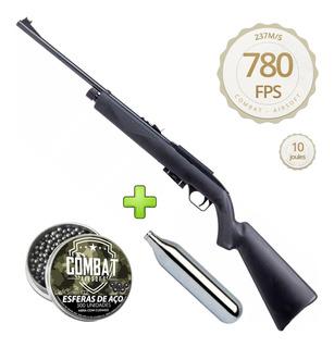 Carabina Rifle De Pressão Co2 Crosman Repetair 1077