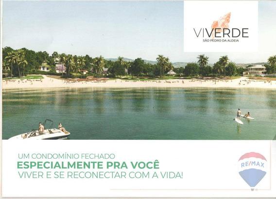 Terrenos No Condomínio Viverde- Lançamento!!!! São Pedro Da Aldeia/rj - Te0003