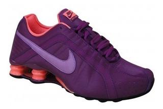Nike Shox Junior Dama 502