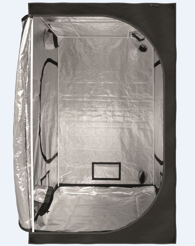 Kit Completo Indoor Carpa Sodio 600 W Extractor