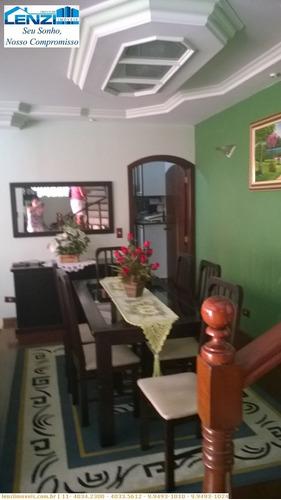 Imagem 1 de 9 de Casas À Venda  Em Santo André/sp - Compre A Sua Casa Aqui! - 1260028