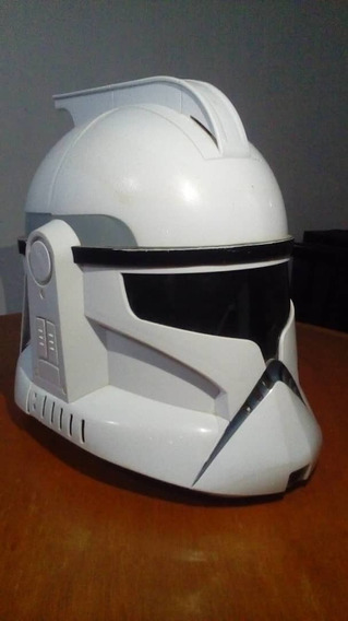 Casco Star Wars Interactivo Clone Trooper (30trump/paypal/z)